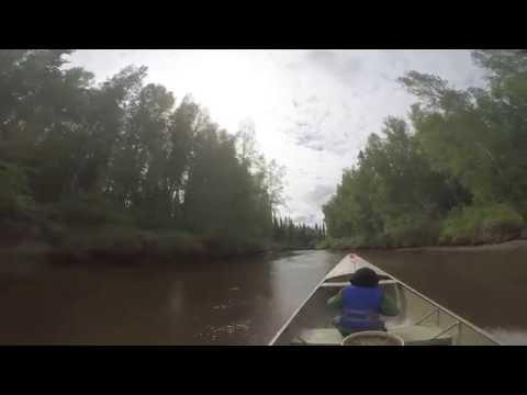 Repeat Little Chena Fun Run, Grumman Sport Boat, Swamp