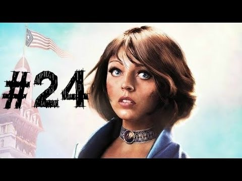 Bioshock Infinite Gameplay Walkthrough Part 24 - The Songbird - Chapter 24