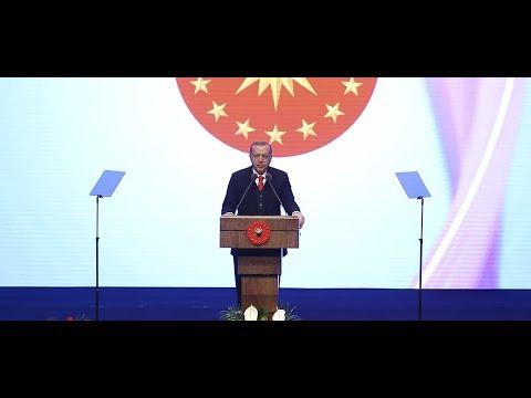 Cumhurbaşkanı Erdoğan, 3. Turizm Şurası'na konuştu