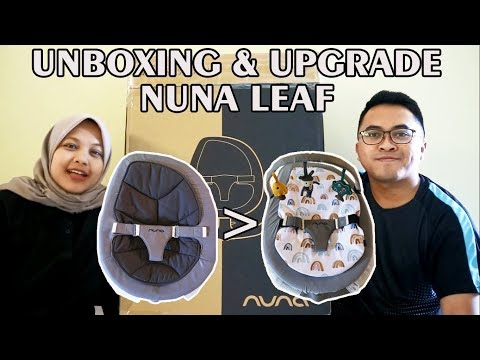 nuna-leaf-unboxing-&-upgrade-!