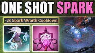 One Shot Spark Wraith bomb [Bad Juju imbalanced] Ability Draft