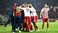 Highlights: Ολυμπιακός - Ερυθρός Αστέρας 1-0 / Highlights: Olympiacos - Crvena zvezda 1-0