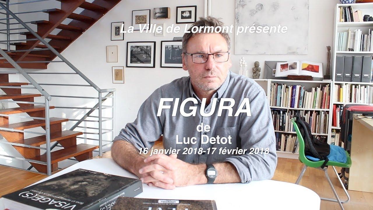 Luc Detot, entretien avec l'artiste