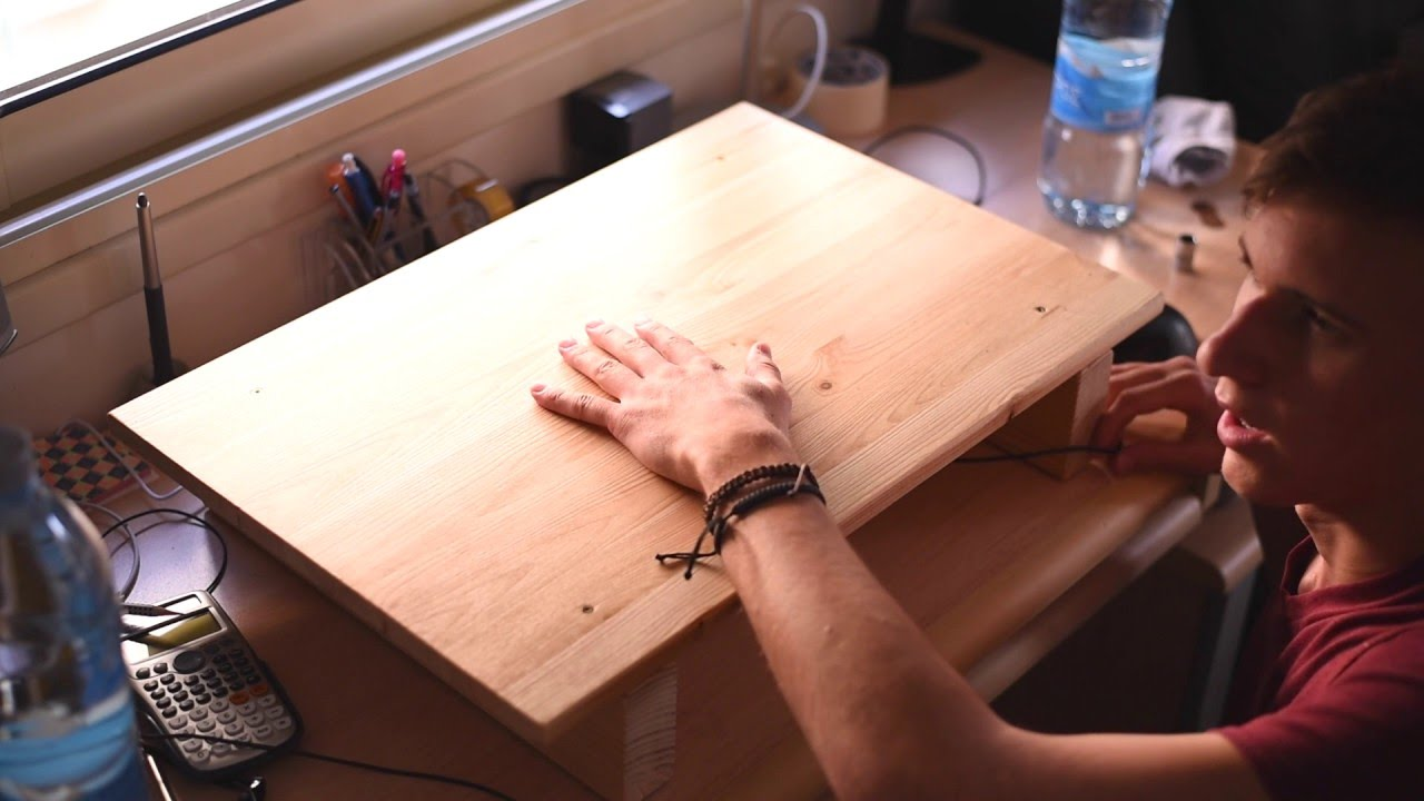 How To Build A Laptop Stand Lap Desk About 15