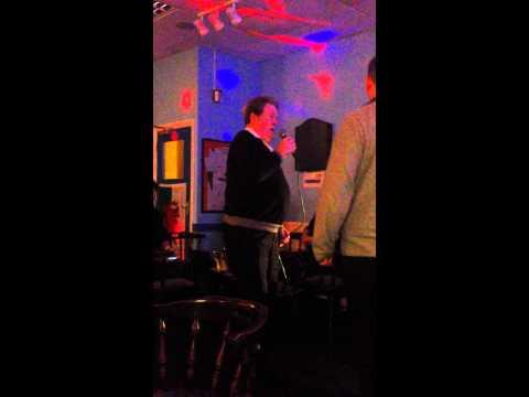 Robert Murray Don't karaoke