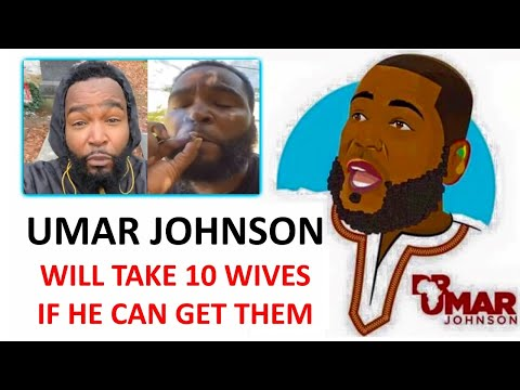 Umar Johnson Talks Paint Ball League, Taking 10 Wives, and Child Support