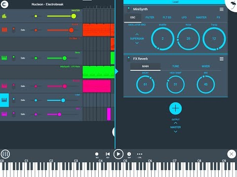 FL Studio Mobile Setting Up & Getting Started Tutorial for the iPad