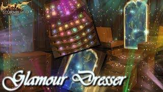FFXIV: 4.2: Dresser Glamour - Temel İşleyişini