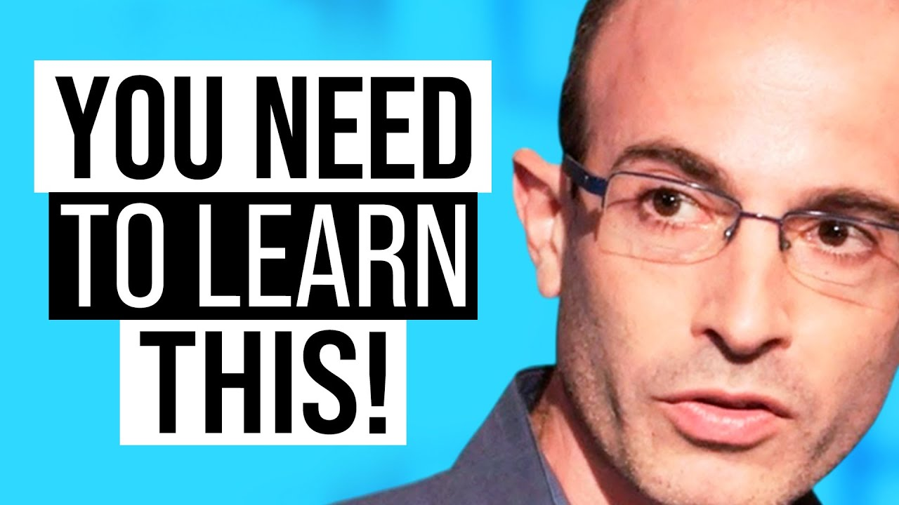The 2 Most Important Skills For the Rest Of Your Life | Yuval Noah Harari on Impact Theory by Tom Bilyeu