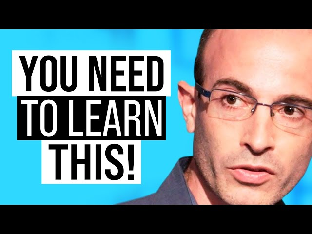 The 2 Most Important Skills For the Rest Of Your Life | Yuval Noah Harari on Impact Theory