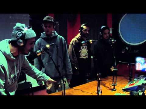 Youtube: Just Tise League, Caballero & Tonino – Freestyle«The Message» radio