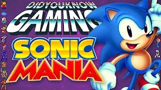 Sonic Mania - Did You Know Gaming? Feat. Dazz