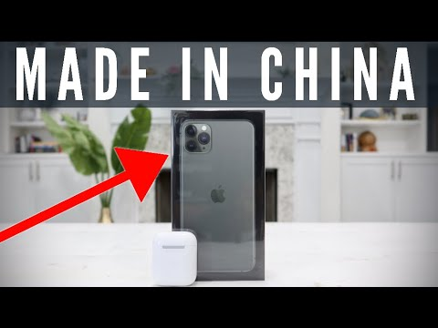 My IPhone 11 Pro Max Came From CHINA ?! Unboxing & First Impression