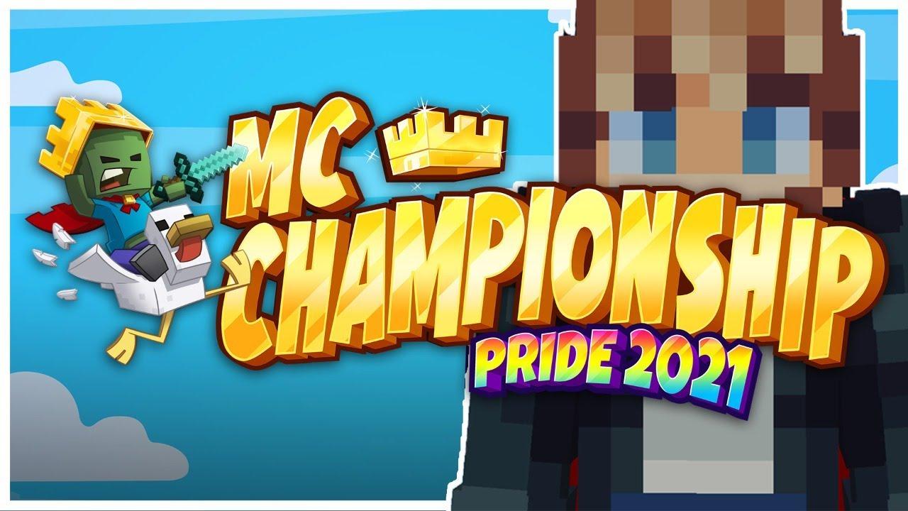 Minecraft Championship Pride 2021! Orange Ocelots POV