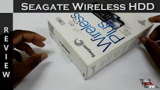 Seagate Wireless HDD Fail To Work!