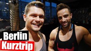 Seine Wettkampfform ist KRANK 😮 Fitness Vlog