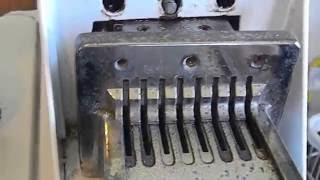 Washer Coin slider Repairs. 707 443-8347