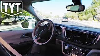 DRIVERLESS Cars Hit The Road