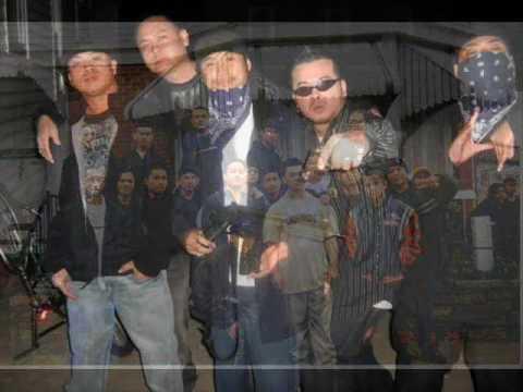Bloods gang Asian