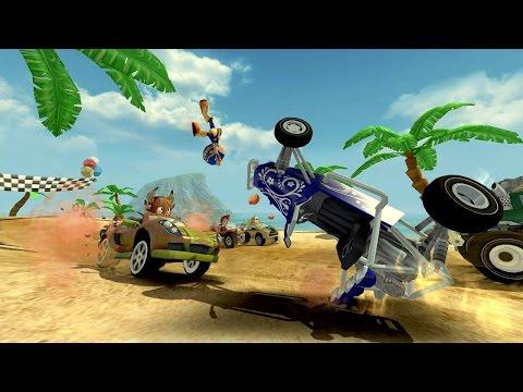 Beach Buggy Racing игра на Андроид и iOS