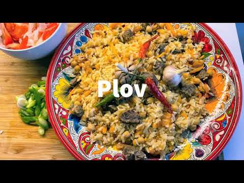 Plov recipe on plovism