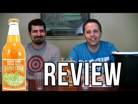 Sioux City Orange Cream Review (Soda Tasting #110)