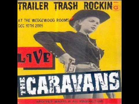 The Caravans - Psychobilly Pop Star
