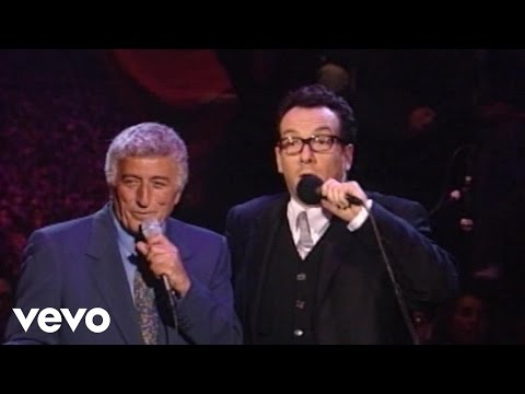Tony Bennett - They Can't Take That Away From Me (from MTV Unplugged)