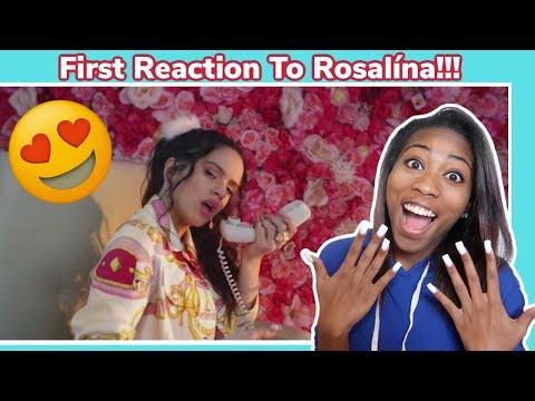 ROSALÍA, J Balvin - Con Altura (Official Video) Ft. El Guincho REACTION!😍🔥