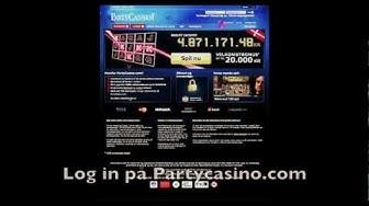 Party Casino Bonus code $750 FREE - Bonuscode GRATIS3000