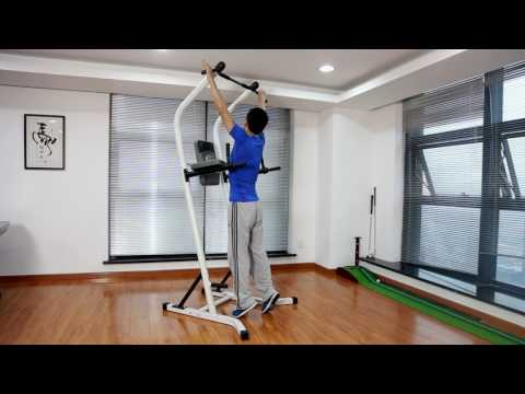 Power Tower/pull Up Bar//chin Up Bar/multi Gym Station SJ600