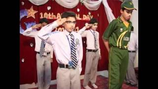 Y2K School Sukkur Annual day 2011.. ..JAZBA.AVI