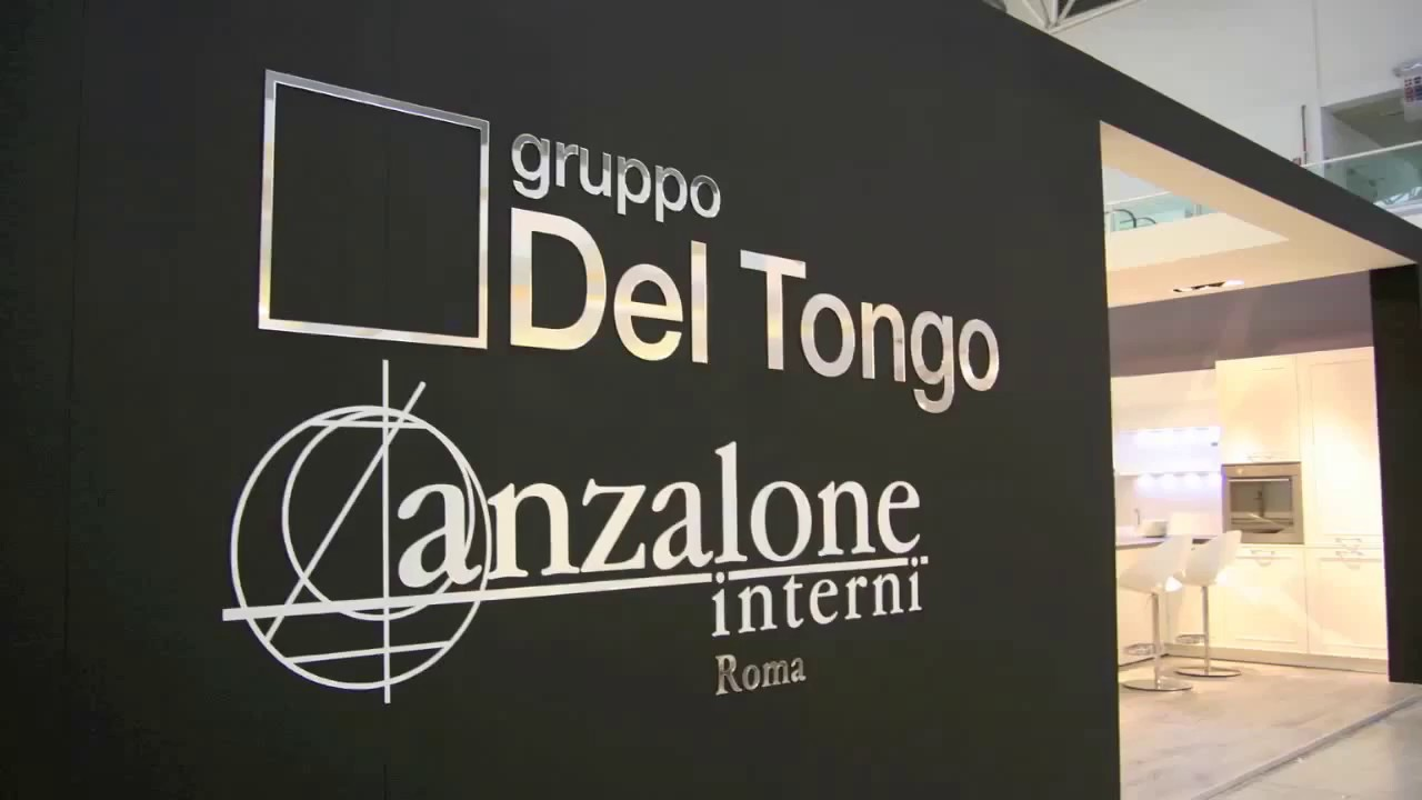 Anzalone Mobili & Del Tongo - Showroom Roma - YouTube