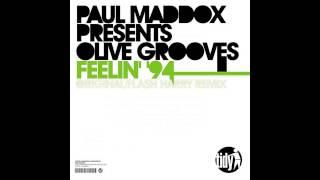Olive Grooves, Paul Maddox - Feelin