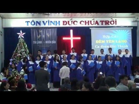 Lễ Kỷ Niệm Đức Chúa Jêsus Christ Giáng Sinh 2015