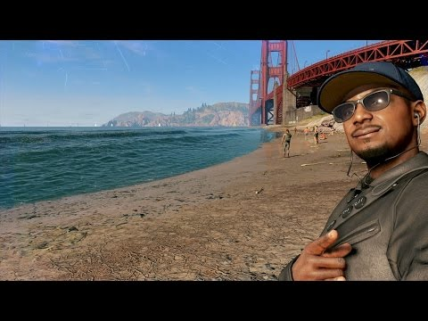 watch dogs ultra settings 1080p 3d