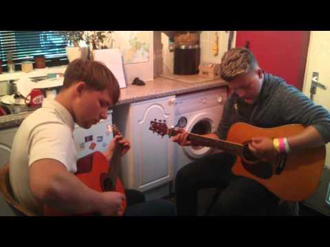 Steve Silk and Dan Page