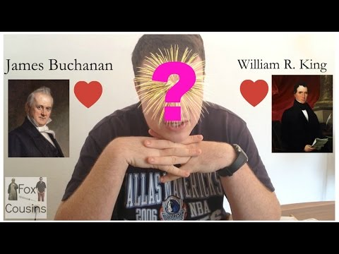 Was James Buchanan The First Gay President Of The United States?