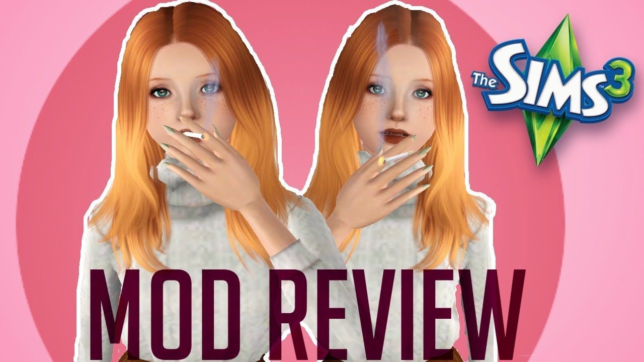 The Sims 3: Mod Overview | Smoking & Pills Mod