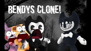 FNAF plush short: bendy's clone!