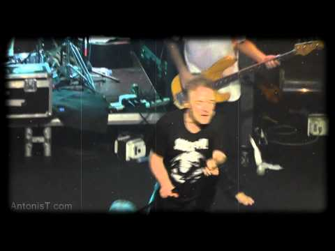 JELLO BIAFRA & G.S.M. - Kill the poor - live @ Athens 2012