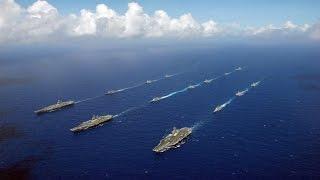 масштабная Стратегия про Современный Флот России и США ! Игра о Кораблях Naval War: Arctic Circle