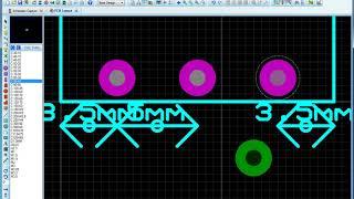 Proteus Yürüyen Işık devresi ve pcb çizimi
