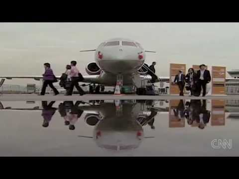 China's Private Jet Industry