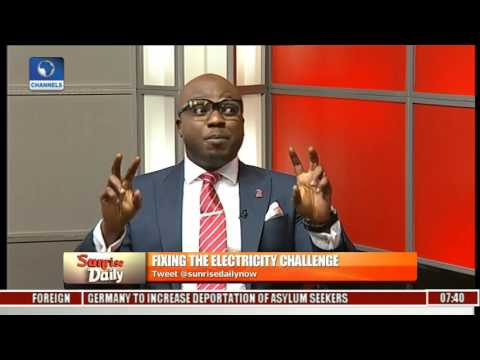 O'Neal Lajuwomi Highlights Solutions To Nigeria's Electricity Challenge Pt 1
