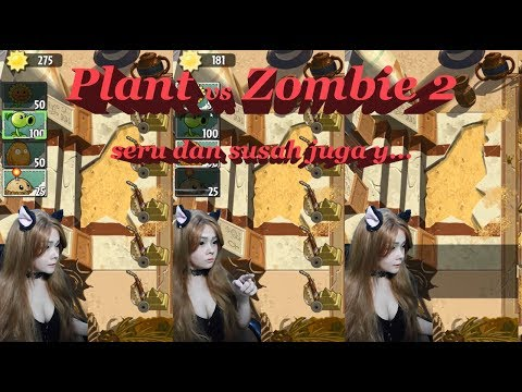 Plant vs Zombie 2     ( kalian harus coba versi baru ini )