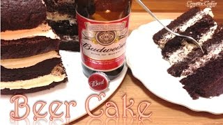 How To Make A Beer Cake From Creative Cakes By Sharon