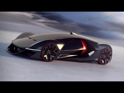 Ferrari Manifesto 2040 / 3rd Top Design School Challenge