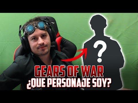 Gears of War   TEST   ¿Que personaje Soy?