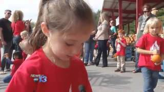 CDS Pre-K on WLOS Never Stop Learning: Learning the Life Cycle